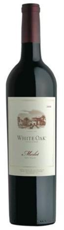 White Oak Merlot Napa Valley